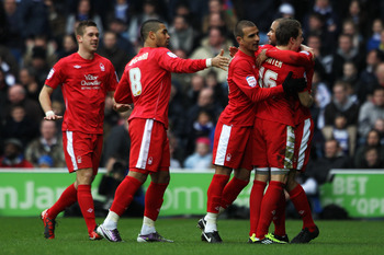 Nottingham Forest finished last in the Premier League's first season