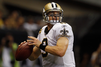 Drew Brees is the game-changing player who will lead the Saints to victory.