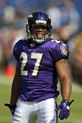 Ray Rice is the game-changing player who will lead the Ravens to victory.