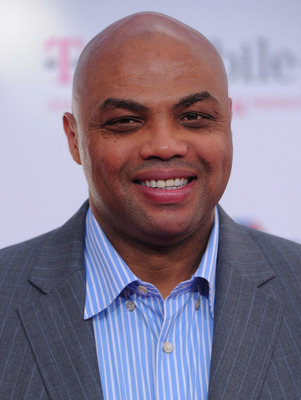 LOS ANGELES, CA - FEBRUARY 20:  Former NBA player Charles Barkley arrives to the T-Mobile Magenta Carpet at the 2011 NBA All-Star Game on February 20, 2011 in Los Angeles, California.  (Photo by Alberto E. Rodriguez/Getty Images)
