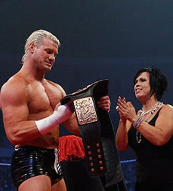 Dolph Ziggler as World Heavyweight Champion Dolph Ziggler World Heavyweight Champion