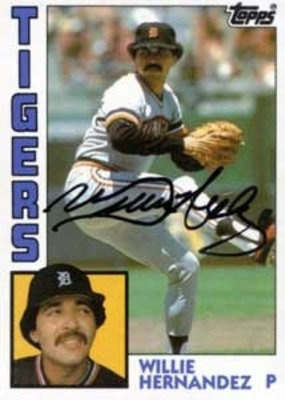 Willie_hernandez_autograph_display_image