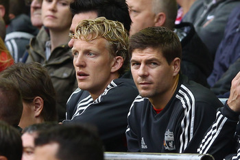 Kuyt and Gerrard are tipped to shine.
