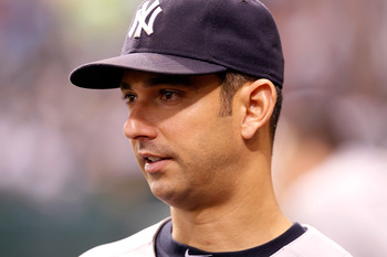Posada's postseason experience cannot be questioned, but his five rings may not buy him a pass in 2011.