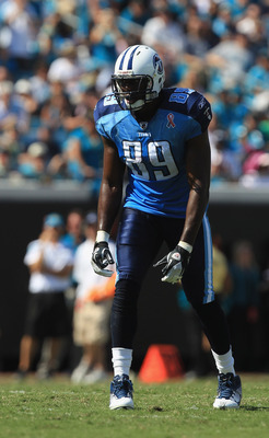 JACKSONVILLE, FL - SEPTEMBER 11:  Jared Cook #89 of the Tennessee Titans against the Jacksonville Jaguars during their season opener at EverBank Field on September 11, 2011 in Jacksonville, Florida.  (Photo by Streeter Lecka/Getty Images)