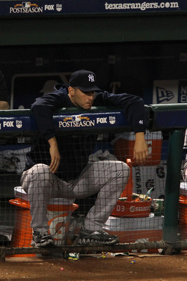 Pettitte at his most effective moment during last year's ALCS.