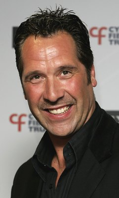 LONDON - APRIL 27:  David Seaman poses in the Awards Room at the Cystic Fibrosis Trust Breathing Life Awards on April 27, 2006 in London, England. The awards celebrate the achievements of 24 inspiring youngsters with Cystic Fibrosis, the UK's most common