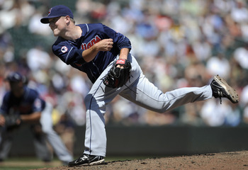 Vinnie Pestano figures to be a key piece of the Tribe's 2012 bullpen.