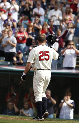 This might have been Jim Thome's final farewell.