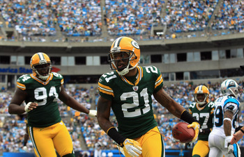 Charles Woodson is one of many Green Bay leaders.
