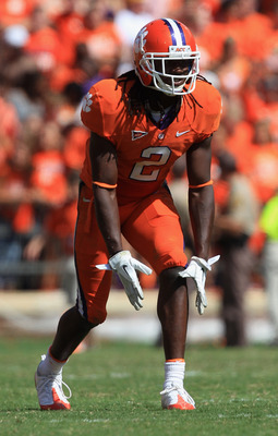 CLEMSON, SC - SEPTEMBER 17:  Sammy Watkins #2 of the Clemson Tiger against the Auburn Tigers during their game at Memorial Stadium on September 17, 2011 in Clemson, South Carolina.  (Photo by Streeter Lecka/Getty Images)