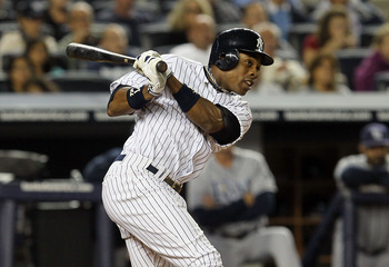 Curtis Granderson leads the AL in RBI (119) and is second in home runs (41). He is also the best hitter on the best team in the AL.