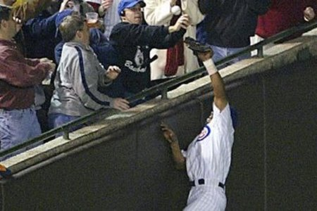 Catching Hell: The Steve Bartman Incident