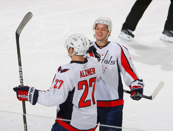 Alex Ovechkin Mike Green