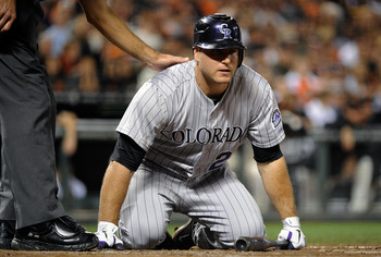 The Rockies are ready to get right back up in 2012.