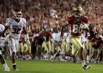 True freshman WR Rashad Greene is the Seminoles leading receiver so far this season