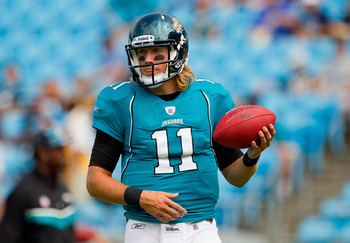 Gabbert could keep the Jags in contention with a win.