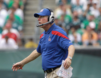 Despite yearly questions about his job security, Coughlin has managed the Giants to six straight seasons at .500 or better.