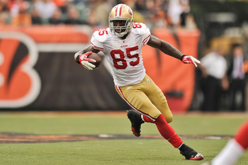 Vernon Davis:  who's going to cover him?