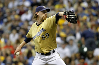 John Axford set a franchise records for most saves in a single season (46).