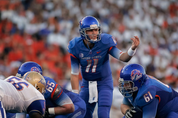 Seeing Kellen Moore in the playoffs would be great for fans of college football. Imagine if Boise State simply had to win their conference to earn a playoff spot instead of depending on a computer ranking.
