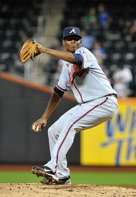 Top prospect Julio Teheran will be ready for a bigger role in 2012.