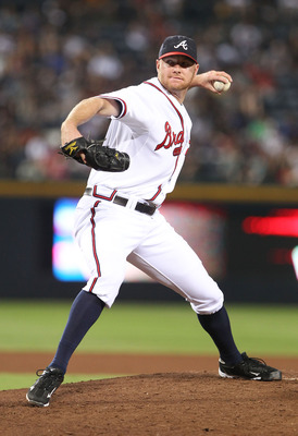 Jonny Venters firmly established himself as one of the best relievers in baseball in 2011.