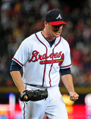 Eric O'Flaherty helps give the Braves the best bullpen in the game.