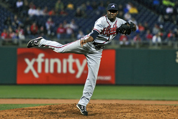 Cristhian Martinez gives the Braves a quality pitcher in the long relief spot.