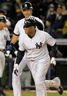 Cano drove in five runs for the Yankees