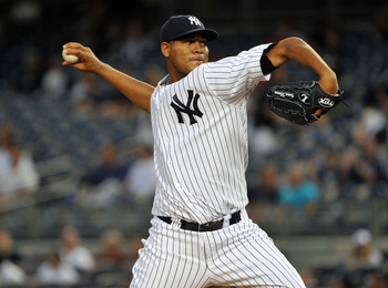Rookie Ivan Nova was in complete control
