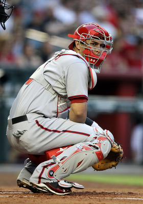 Wilson Ramos should be the longterm answer at catcher for Washington.