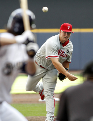Vance Worley came up big for the Phillies after Joe Blanton battled injuries and inconsistency.
