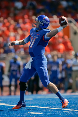 Is Boise State ranked high enough at No. 6?
