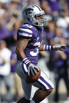 John Hubert has helped Kansas State open undefeated.