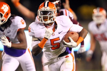 Clemson dominated Virginia Tech on Saturday