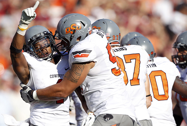 OSU football notebook: Cowboys drop out of Top 5 in AP poll