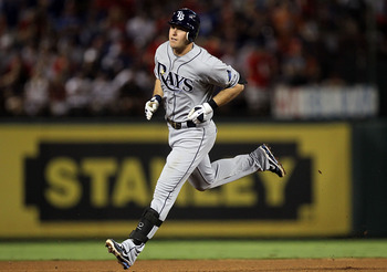 Longoria will forever be remembered for the season's final regular season game.