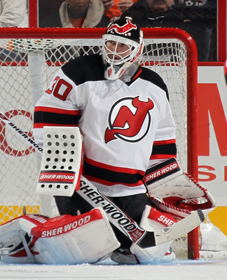Marty Brodeur would like to forget most of last season