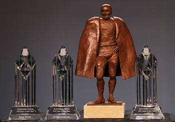 Walter Payton Man of the Year Award