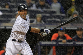 Derek Jeter: Not hitting in the clutch