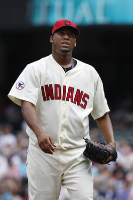 Will the Indians bring Fausto Carmona back?