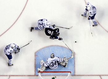 Have the Toronto Maple Leafs upgraded there defence?
