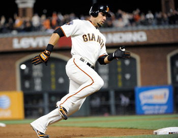 The 2011 Giants missed Andres Torres' 2010 consistency