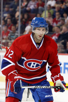 Erik Cole left laid back Carolina for pressure packed Montreal