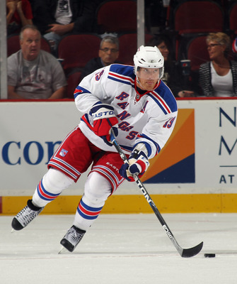 Brad Richards left the Texas ranges, can he deliver a Cup to the Rangers?