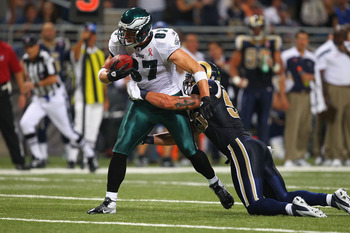 Brent Celek will play a large role in awakening a dormant Eagles red zone offense this week in Buffalo.