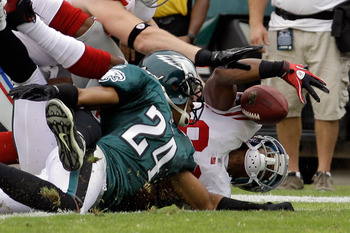 Nnamdi Asomugha will become more comfortable with the Eagles' defensive scheme as time goes on.