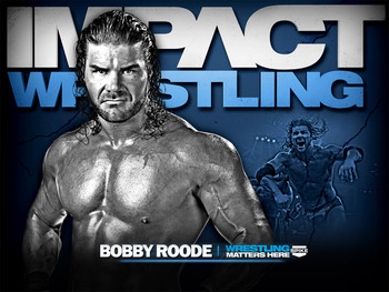Going into the biggest match of his career, Bobby Roode is rolling