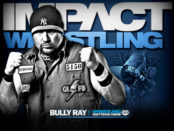 Bully Ray was TNA's biggest surprise in 2011